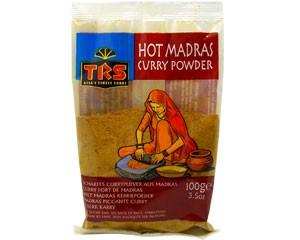 Currypulver, scharf, TRS, 400g
