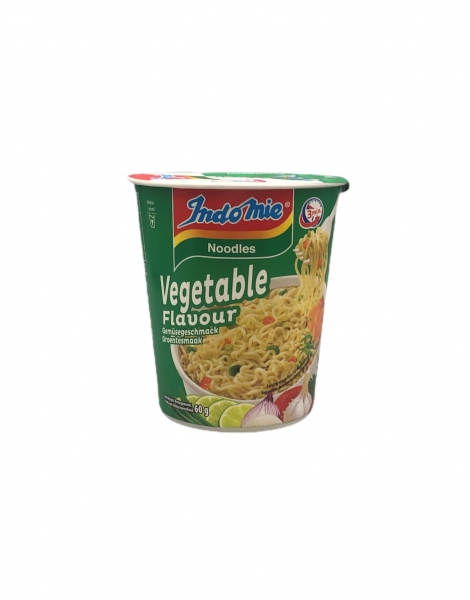 Pop Mie Vegetable/Soto, Indomie 60g