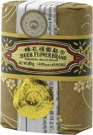 Sandelholzseife, BeeFlower, 1 Stück