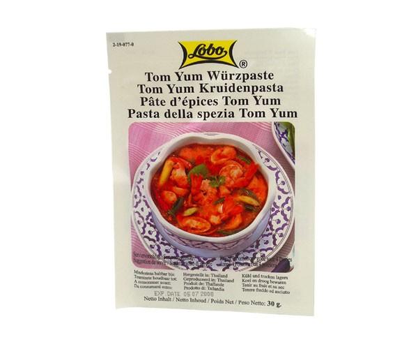 Tom Yum Paste, 30g