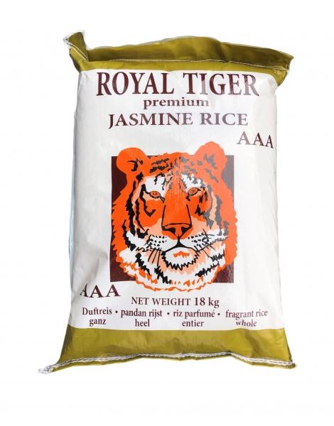 Langkornduftreis, Royal Tiger, 18kg