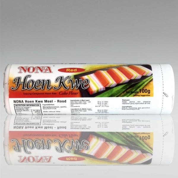 Mungbohnenmehl Tepung Hun Kwe, rot, Nona, 100g