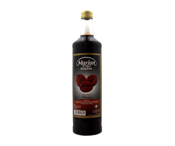 Moccasyrup, 420ml
