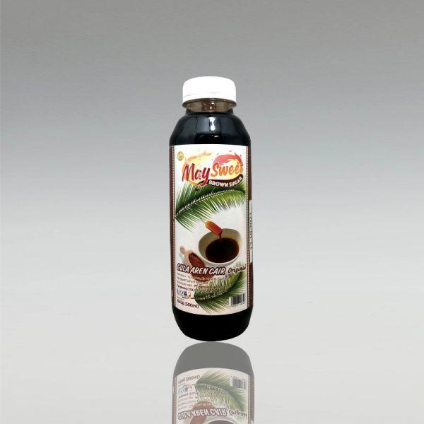 Palmenzucker, flüssig, May Sweet, 500ml