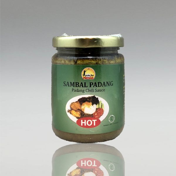 Sambal Padang / Sambal Hijau, 220g