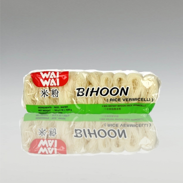 Reisnudeln Bihoon, 500g