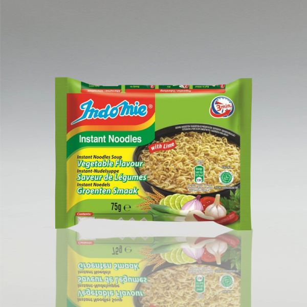 1 Karton (40 Stück) Indomie Soto / Vegetables Flavour