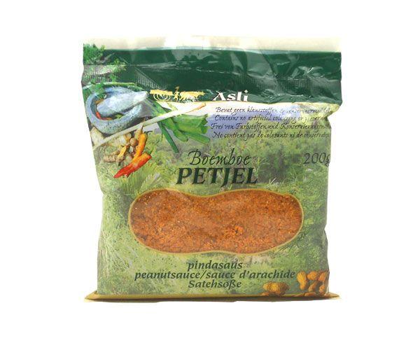 Erdnußsauce für Pecel Asli, 200g