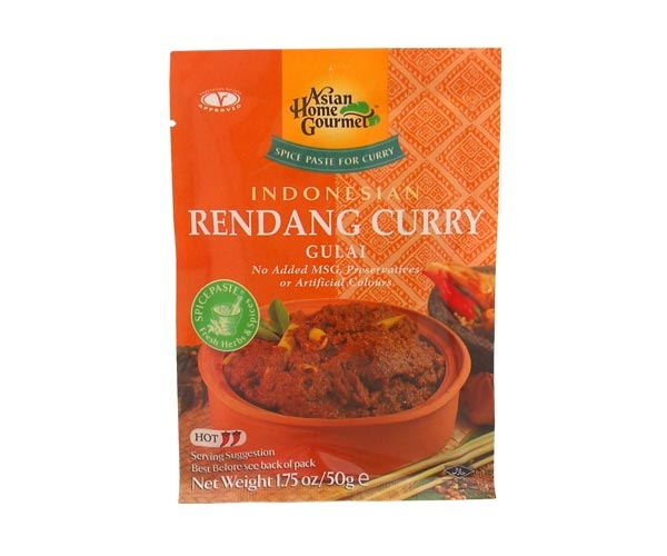 Rendang Curry, AHG, 50g