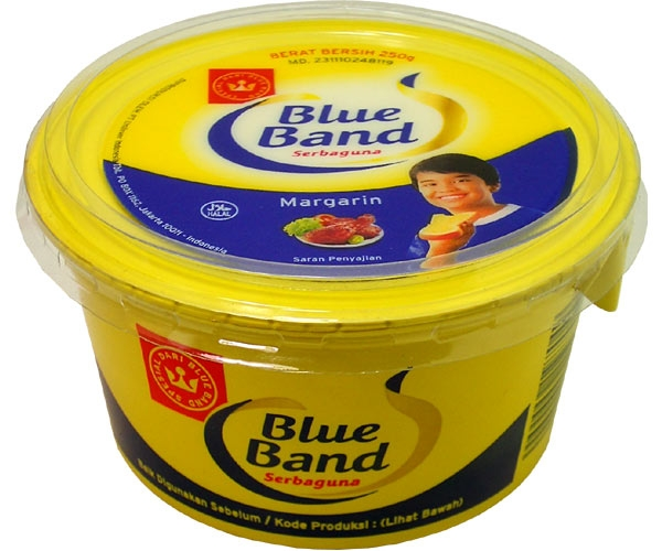 "Margarine ""Blue Band"", 250g"