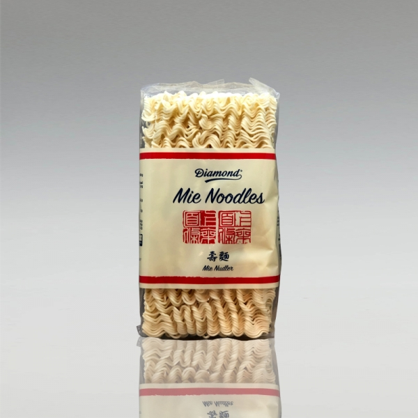 Mie Noodles, Diamond, 250g