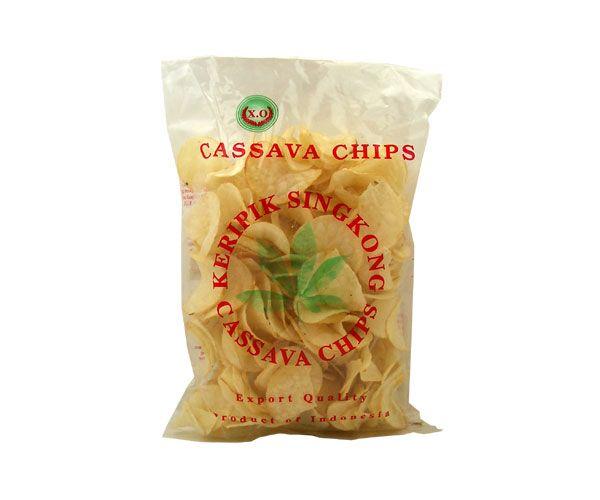 Cassavechips, Cap Payung, 250g