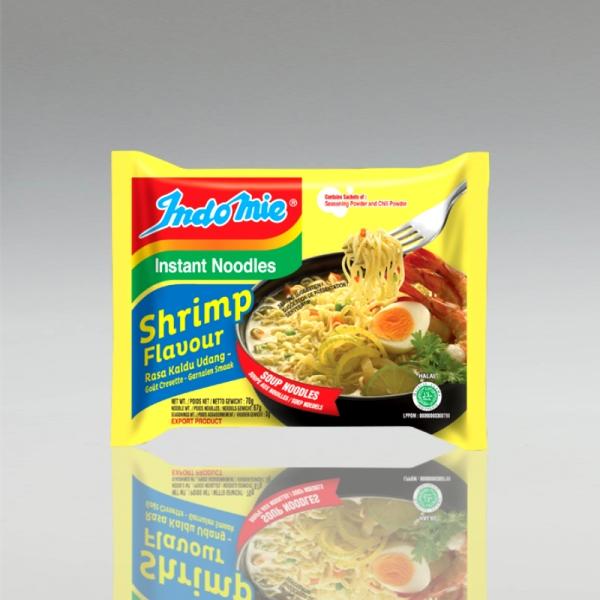 Indomie Shrimp Flavour, 70g