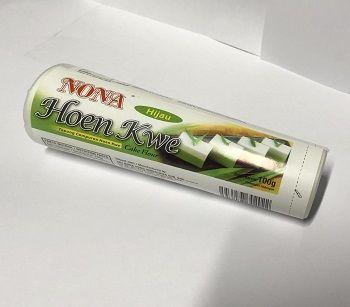 Mungbohnenmehl Tepung Hun Kwe, grün, 100g