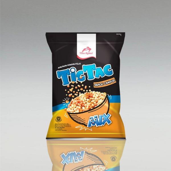 TicTac Snack, Mix, Dua Kelinci, 90g