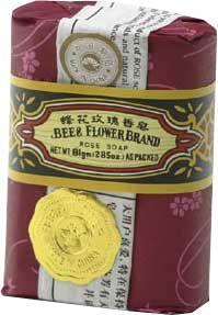 Rosenseife, BeeFlower, 1 Stück