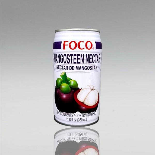 Mangostanen Nektar, Foco, 350ml