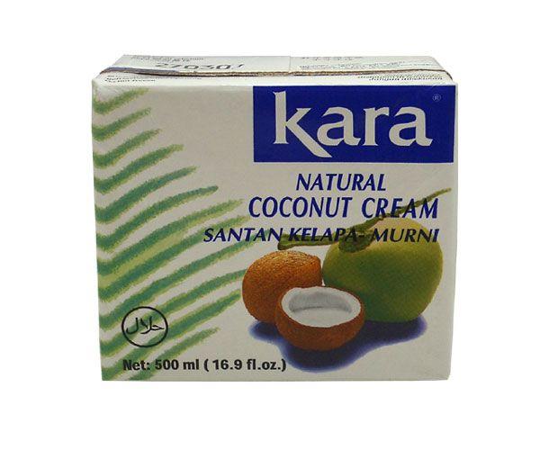 Kokosnusscreme Kara, 500ml