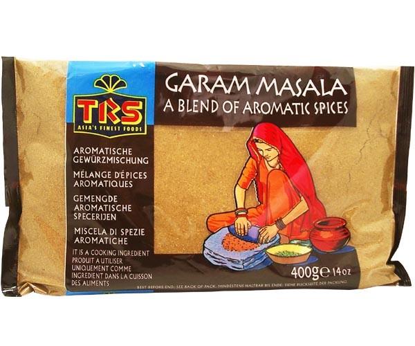 Garam Masala, gemahlen, TRS, 400g