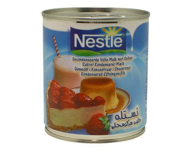 Weiße Kondensmilch, Nestlé, 397g