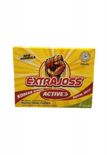 Extra Joss Active Energy Drink Powder, 6 x 4,4g (26,4g)