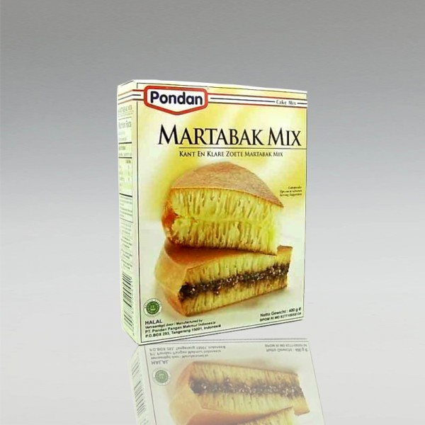Backmischung für Martabak Mix, 400g