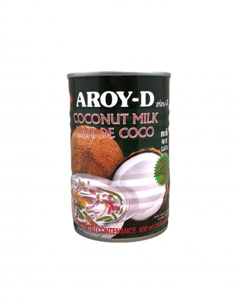 Kokosmilch für Dessert, Aroy-D, 400ml