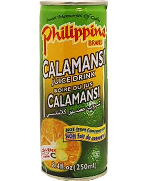 Calamansigetränk (Limonen), 250ml