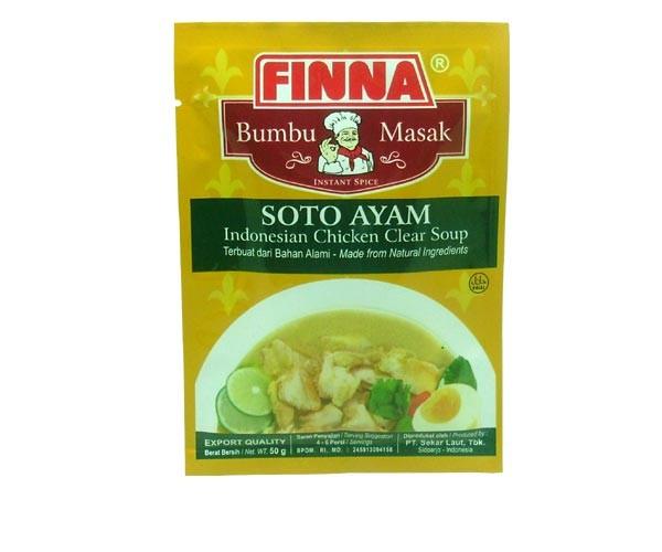 Bumbu Soto, Finna, 50g