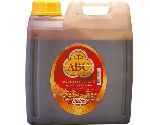 Süße Sojasoße ABC, 6kg