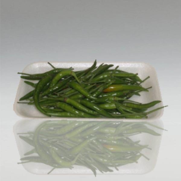 Chili, mini, grün, 100g