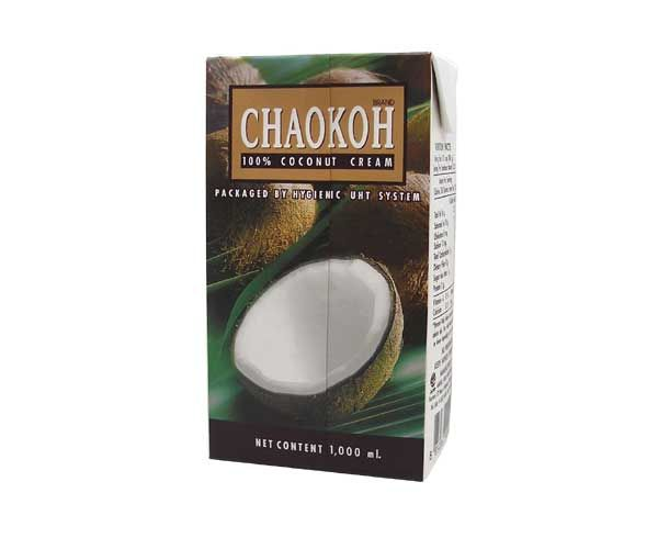 Kokosmilch, Chaokoh, 1000ml