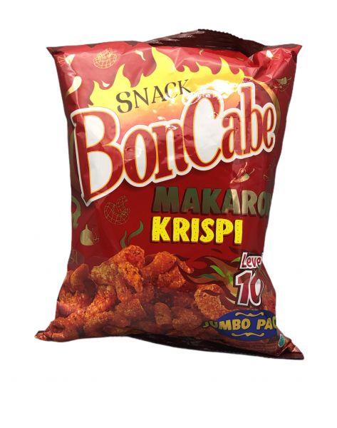 Bon Cabe Makaroni Krispi Level 10 Jumbo Pack, 150g
