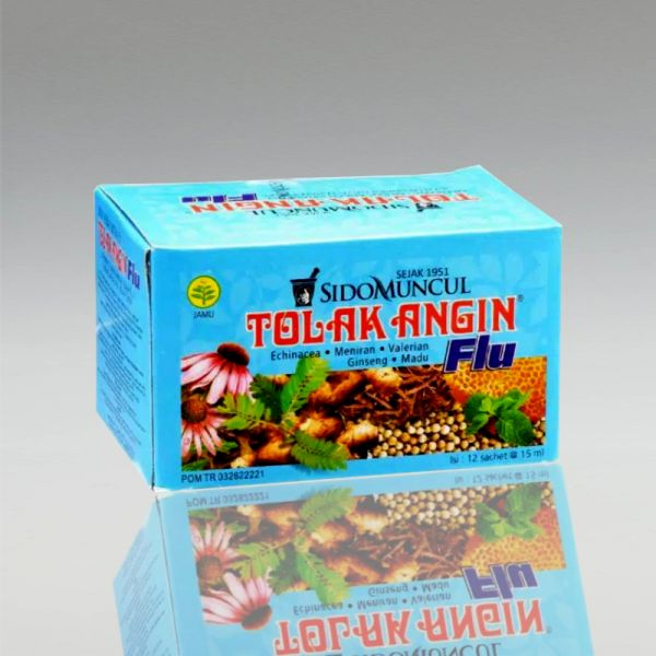Tolakangin Flu, 12 x 15ml