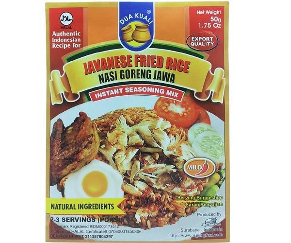 Nasi Goreng Ikan Asin, 50g