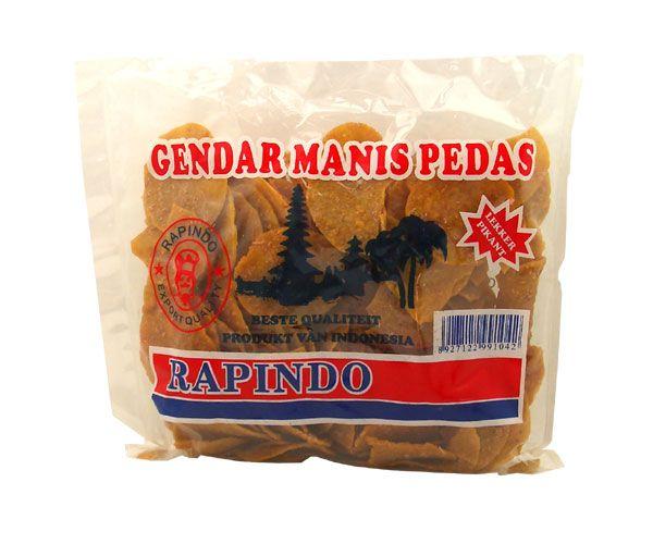 Reiskrupuk, süß-scharf, 200g