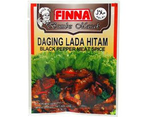 Bumbu Daging Lada Hitam, 50g