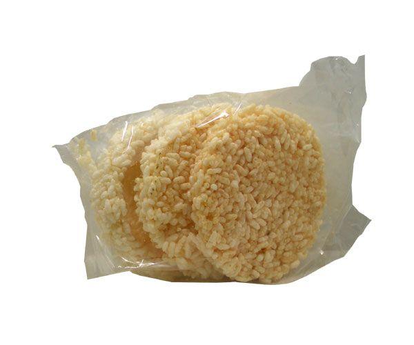 Rengginang Goreng - Reiskrupuk, gebraten, Tiga Rasa, 125g