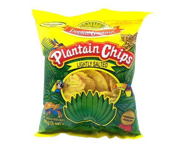 Bananenchips, salzig, 85g