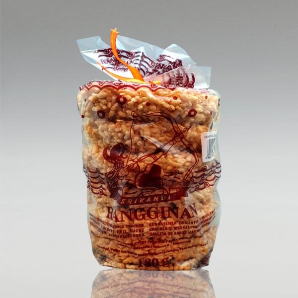Reiskrupuk, süß, gebraten, 180g