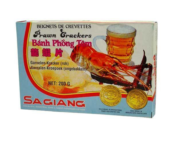 Shrimpkrupuk, 200g