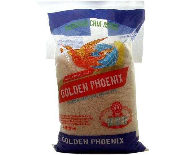 Langkornduftreis, Golden Phoenix, 5kg