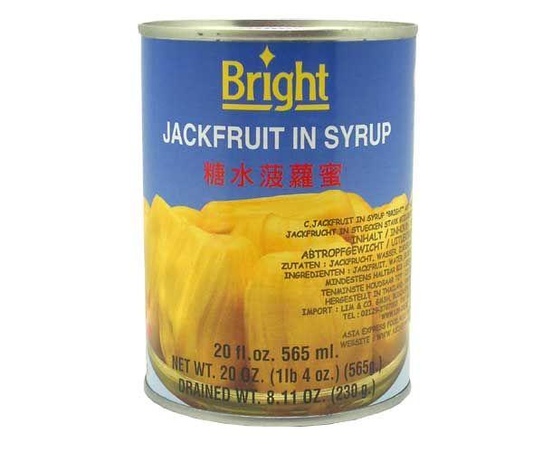 Jackfrucht in Syrup, 565g