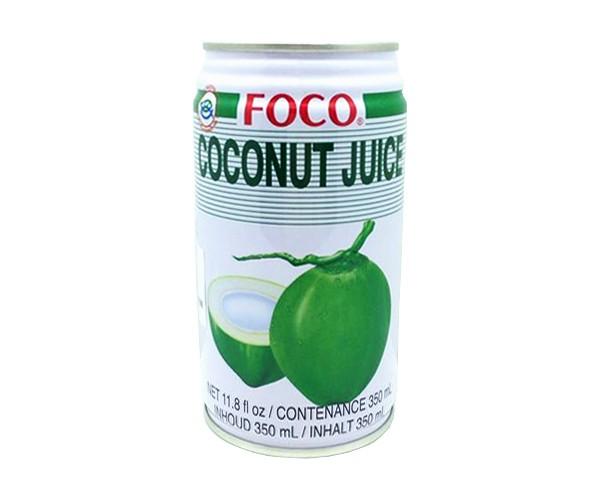 Kokosgetränk mit Frucht, 350ml