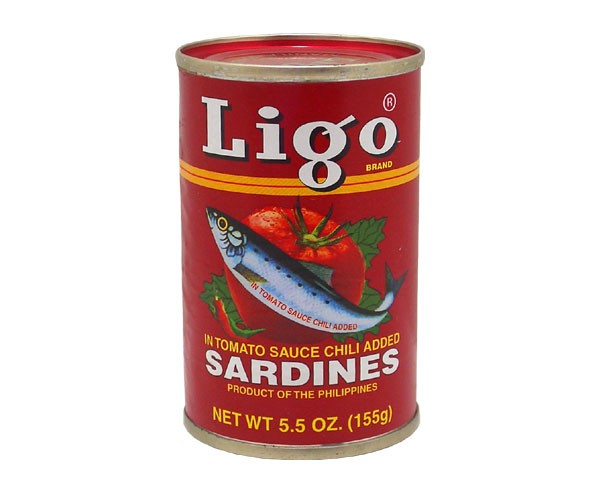 Sardinen in scharfer Tomatensoße, 155g