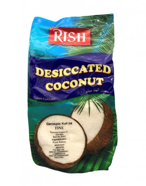 Kokosraspel, Rish, 500g