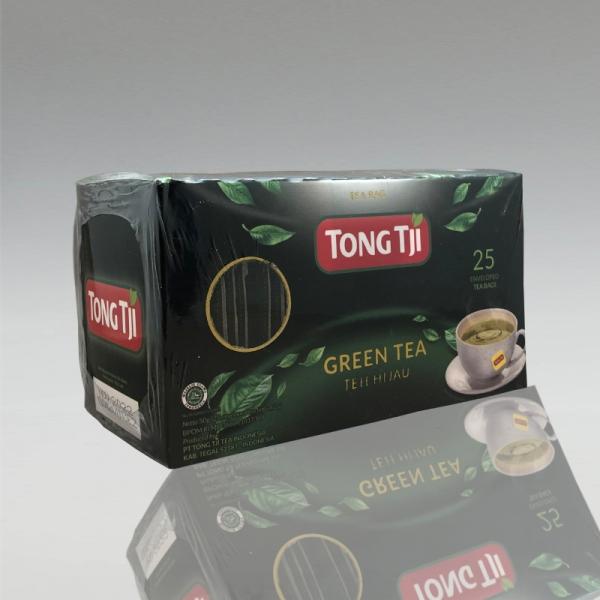 Grüner Tee, Tong Tji 25 x 2g