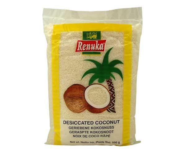 Kokosraspel, 500g