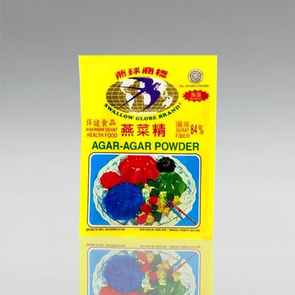 Agar-Agar, weiß/transparent, 7g