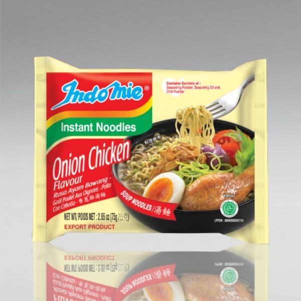 Indomie Onion Chicken, 75g